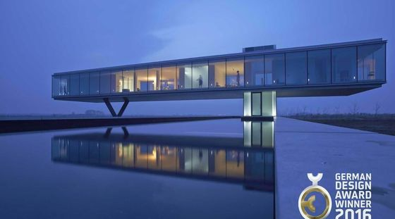 Villa Kogelhof wint German Design Award 2016