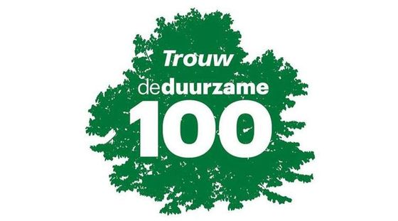 Paul de Ruiter claims #20 spot on Trouw newspaper's Sustainable 100 list