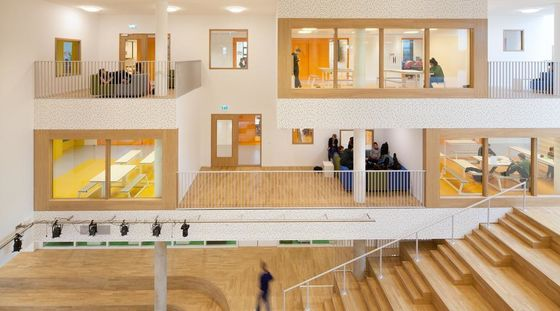 The 4th Gymnasium nominated for the Dedalo Minosse International Prize 2017