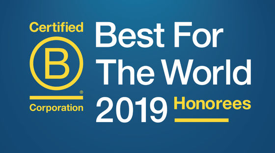 Paul de Ruiter Architects benoemd tot Best For The World 2019: Changemakers