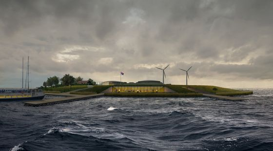 Circular Makeover for Fort Island Pampus