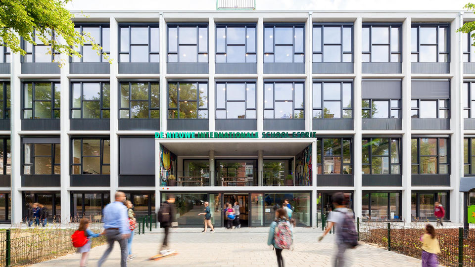 'DENISE' De Nieuwe Internationale School Esprit