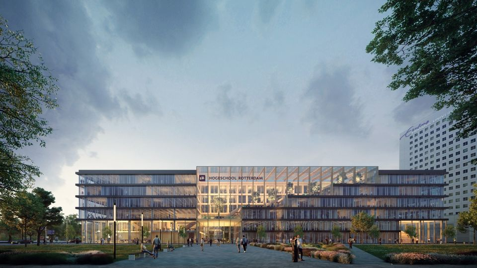 New extension for Rotterdam Business School